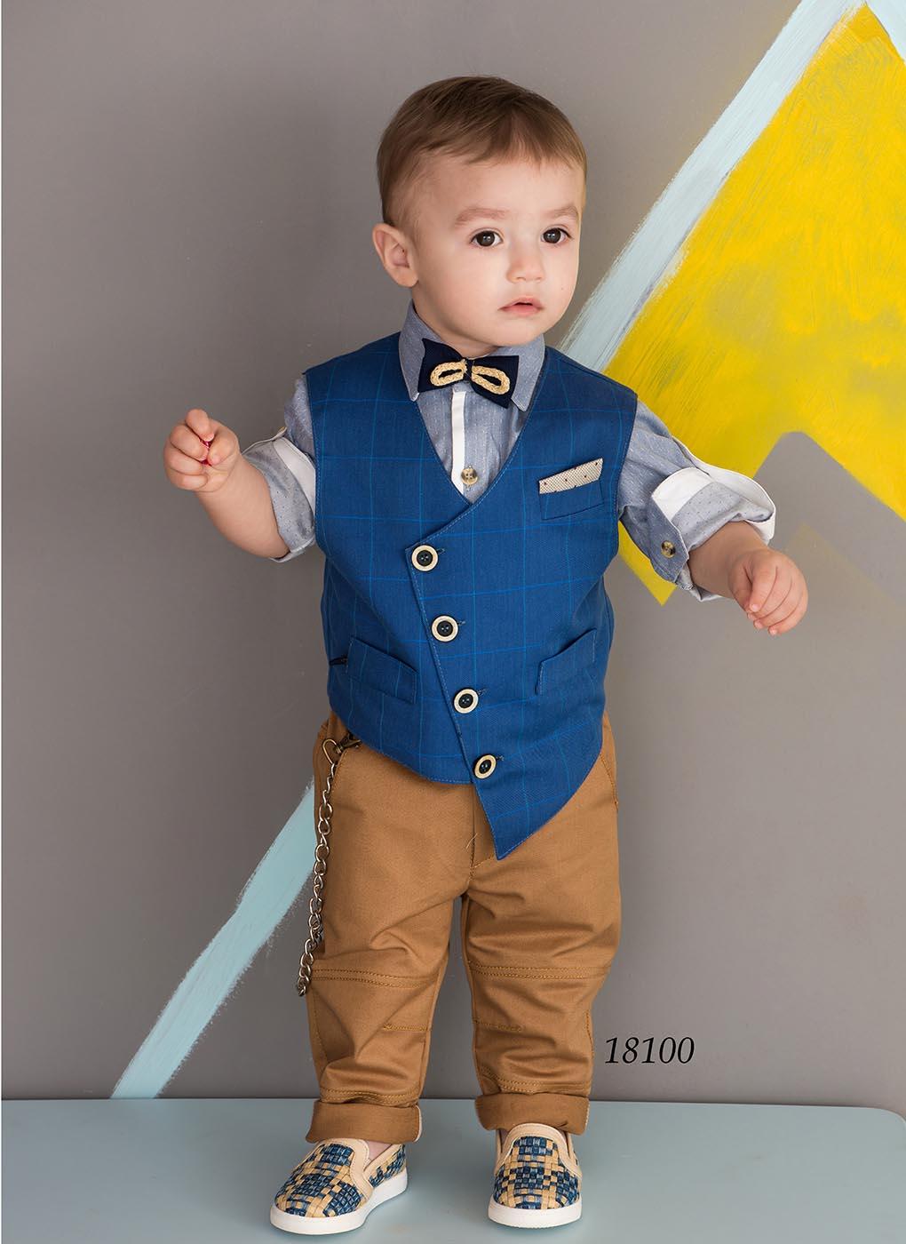 κουστούμι βάπτισης Bonito baby 18100 5e7853207b0