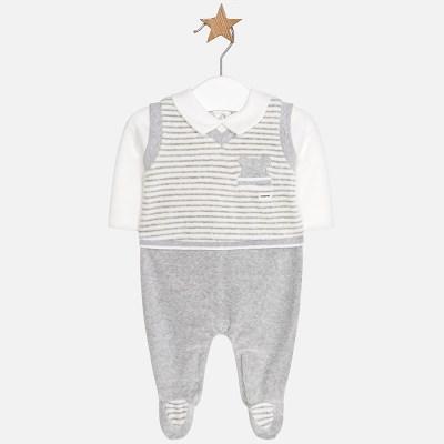 876af69aafc Mayoral 2602 Φορμάκι παντελόνι γιλέκο για μωρό αγόρι